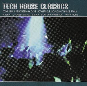Tech-house zenei válogatás 2001-ből