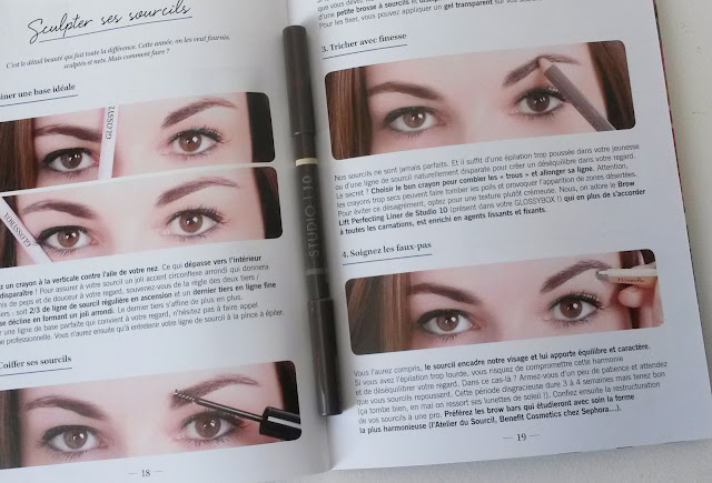 Studio 10, Brow lift perfecting liner glossybox