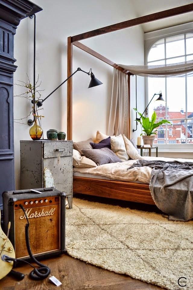 die wohngalerie loft feeling in amsterdam. Black Bedroom Furniture Sets. Home Design Ideas