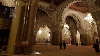 Dentro la moschea