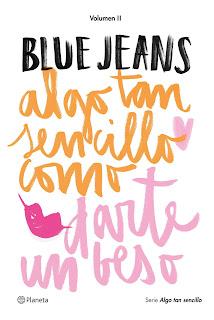 Algo tan sencillo como darte un beso de Blue Jeans