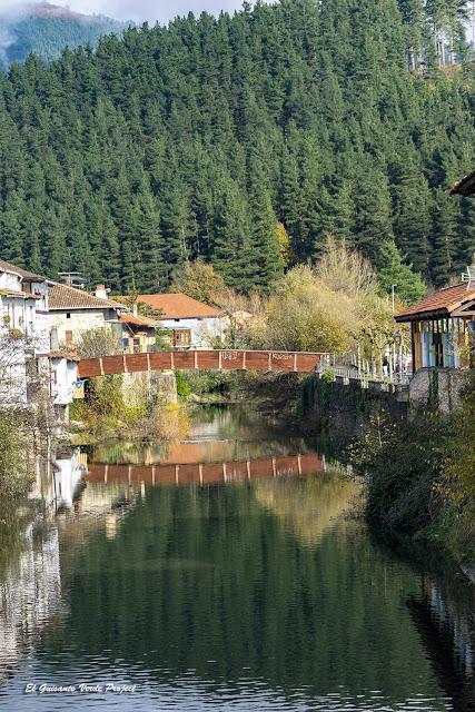 Orozko, puente sobre el rio Altube por El Guisante Verde Project