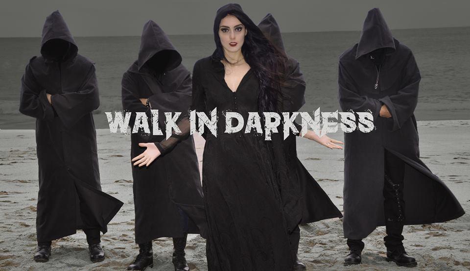 """義大利歌德金屬 Walk In Darkness 新曲公布 """"Time To Rise"""""""
