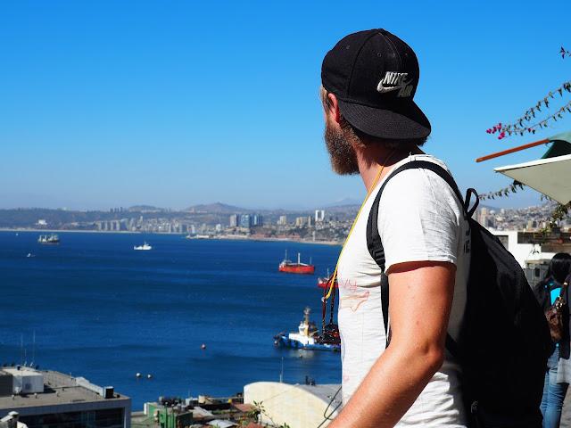 Valparaiso, Aussicht
