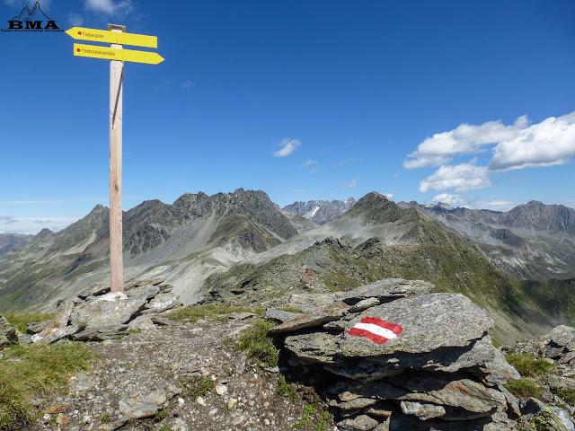 Wanderung Friedrichshafener Hütte - wanderblog