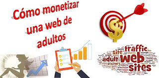 Cómo monetizar una web de adultos - Guía