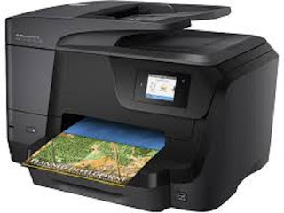Picture HP OfficeJet Pro 8715 Printer