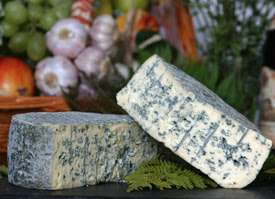 Smelly ha'peth blue cheese