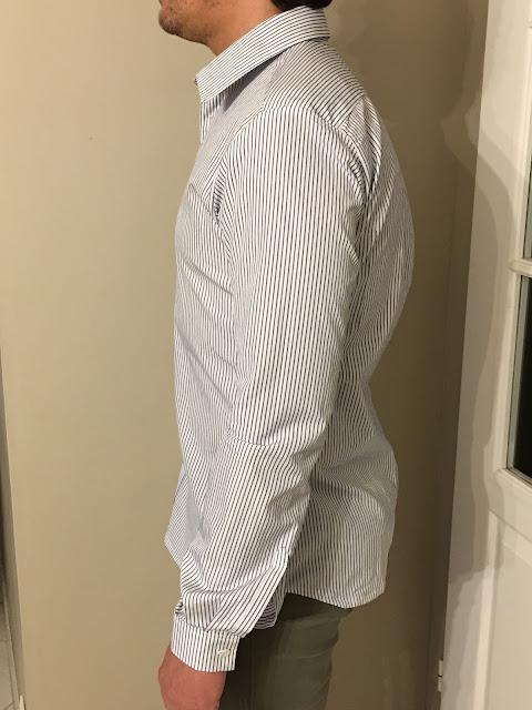chemise l'élégant patron les BG