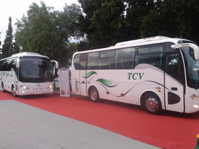 Le premier constructeur mondial de bus KING LONG s'installe en Tunisie