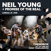 Neil Young & Promise of the Real - Tinderbox-Festival 2019 - Odense