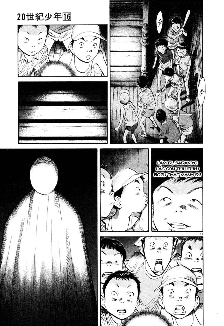 20th Century Boys chapter 174 trang 27