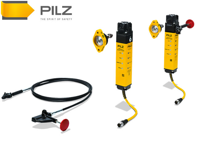 Pilz Safety gate system PSENmlock