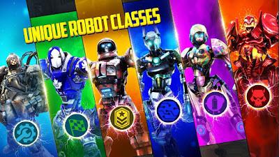 World Robot Boxing 2 Apk + OBB Full Download