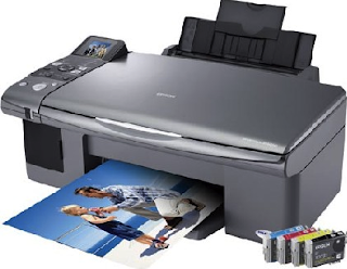 Epson Stylus CX4800 printer