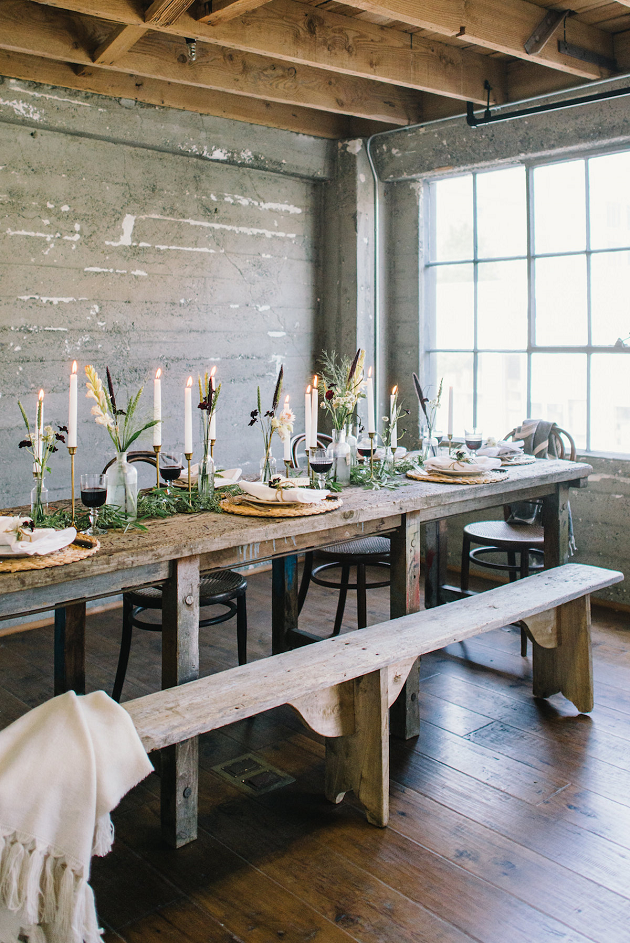 Friendsgiving Table | Sacramento Street