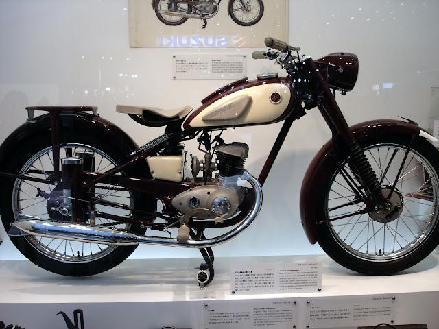 Motor Pertama yang Di Produksi Yamaha