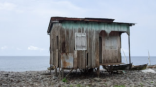 Its a fishermen house