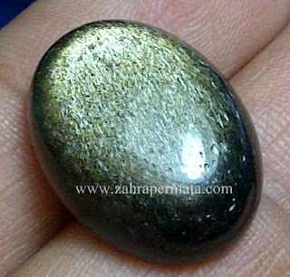 Batu Permata Bulu Monyet - ZP 553