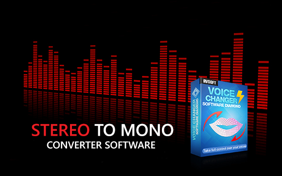 Stereo to mono converter software