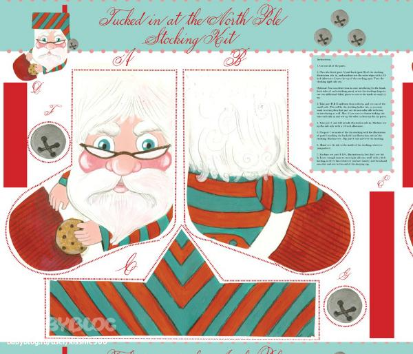 medias de Navidad,christmas stockings diys, botas de navidad