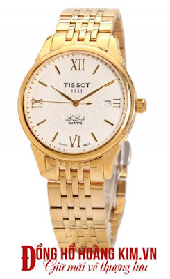 Mua đồng hồ mạ vàng chính hãng