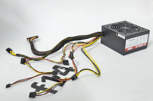 Andyson E5+ 300W -Passive PFC Single Rail True Power 10