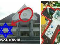"""Masjid Ahok, Mirip Logo Yahudi & Salib, MUI: Jangan Sampai Dianggap """"Masjid Dhirar"""""""