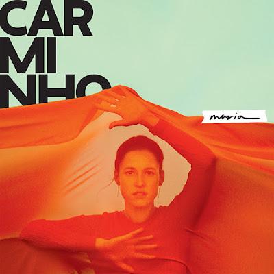 CD Cover Carminho - Maria (2018)