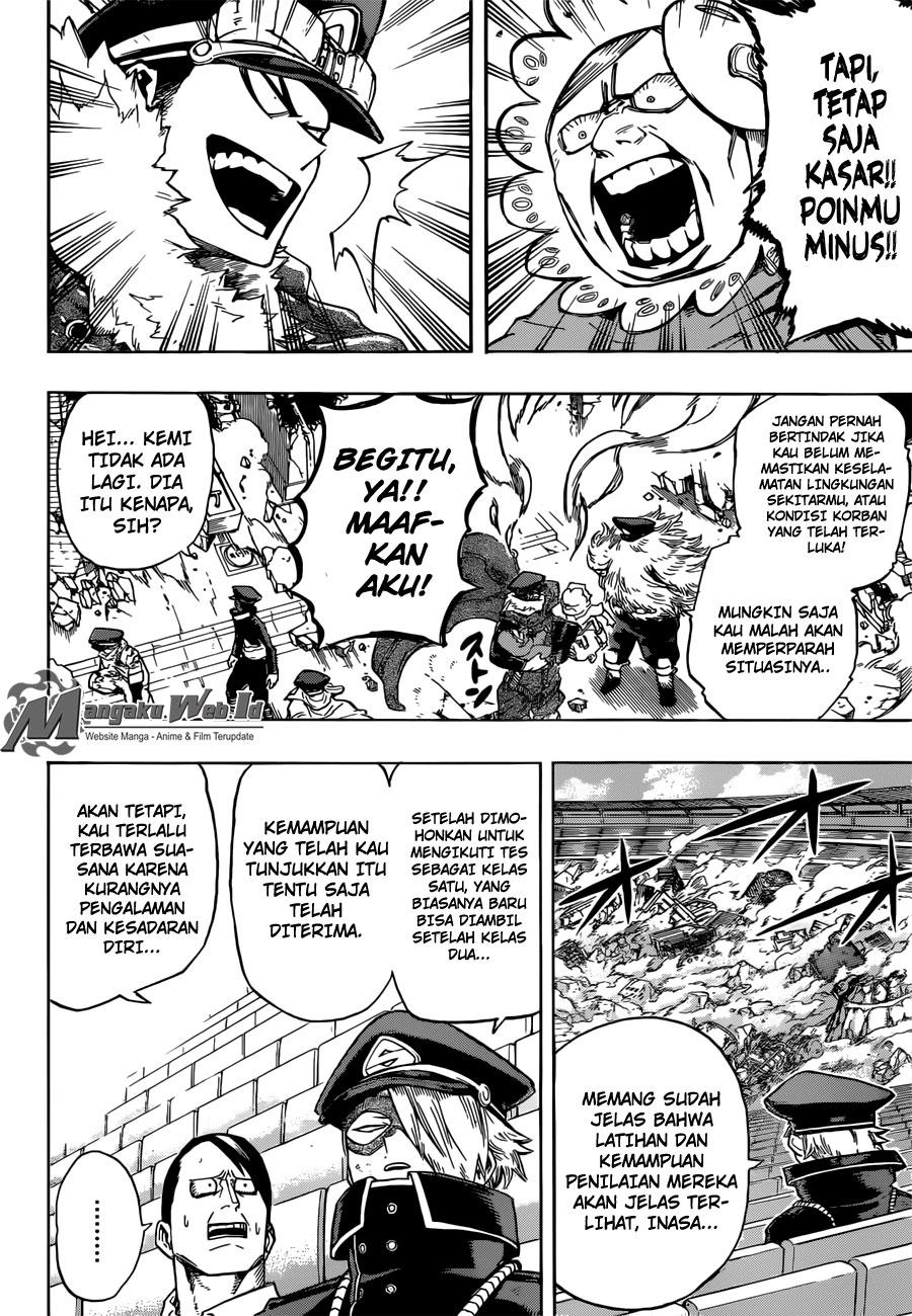 Boku no Hero Academia Chapter 110-3