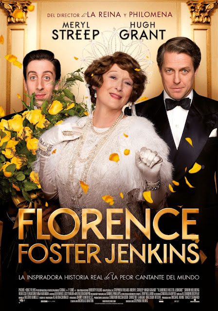 Florence Foster Jenkins - Cartel