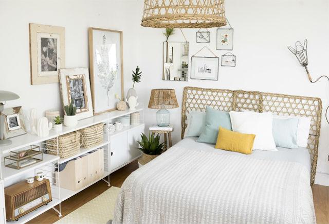 Tendencias decoración 2018 muebles fibra