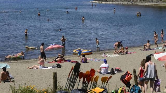 O que fazer na Praia Bahía Serena em Bariloche