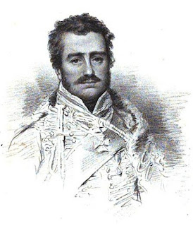 Prince Frederick of Hesse-Homburg  from The New Monthly Magazine (1818)