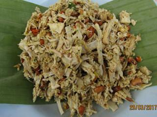 Lawar Klungah, Makanan Khas Jembrana Bali