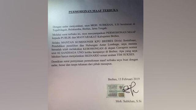 Fadjroel Dan Guntur Romli Dilaporkan Gara-gara Kicauan Sandiwara Sandiaga