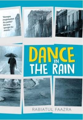 Hasil carian imej untuk dance in the rain buku