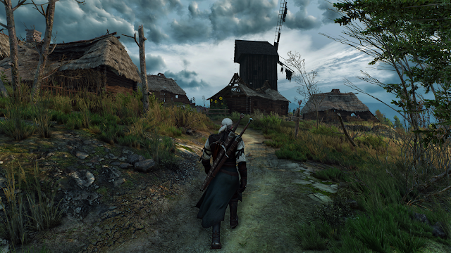 The Witcher 3 alcanza los 8K de resolución en Windows PC