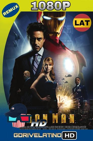 Iron Man (2008) BDRemux 1080p Latino-Ingles MKV