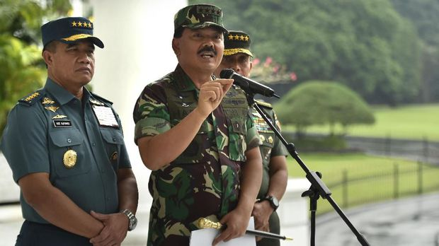 Marsekal Hadi Batalkan Mutasi 16 Perwira Tinggi yang Ditetapkan Jenderal Gatot, Begini Penjelasan Kapuspen TNI, Ternyata Soal...