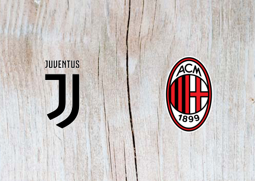 Juventus vs AC Milan Full Match & Highlights 16 January 2019