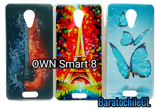 Protector mujer OWN Smart 8