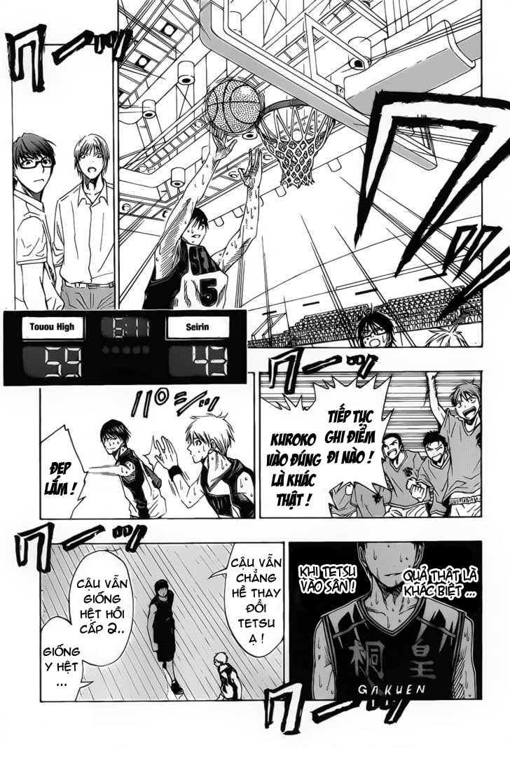Kuroko No Basket chap 050 trang 12