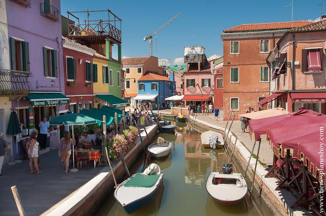 Visitar Burano Italia