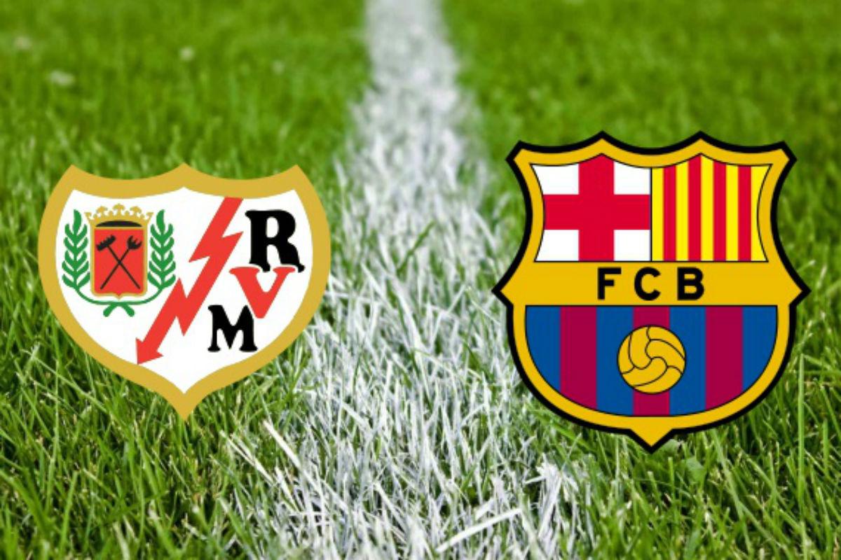 مشاهدة مباراة برشلونة ورايو فاليكانو بث مباشر 3-11-2018 الدوري الاسباني