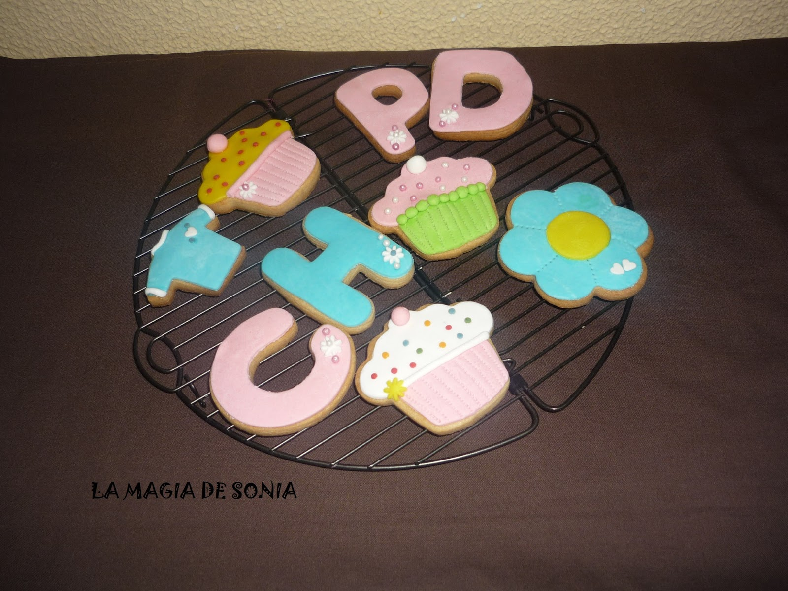Masa Para Galletas Decoradas La Magia De Sonia Galletas Decoradas Masa De Galletas
