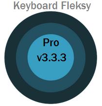 keyboard Fleksy v3.3.3 APK