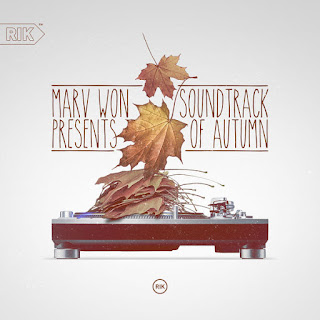Marv Won - Soundtrack Of Autumn (2016) - Album Download, Itunes Cover, Official Cover, Album CD Cover Art, Tracklist