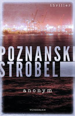 """Thriller """"Anonym"""" Ursula Poznanski, Arno Strobel"""