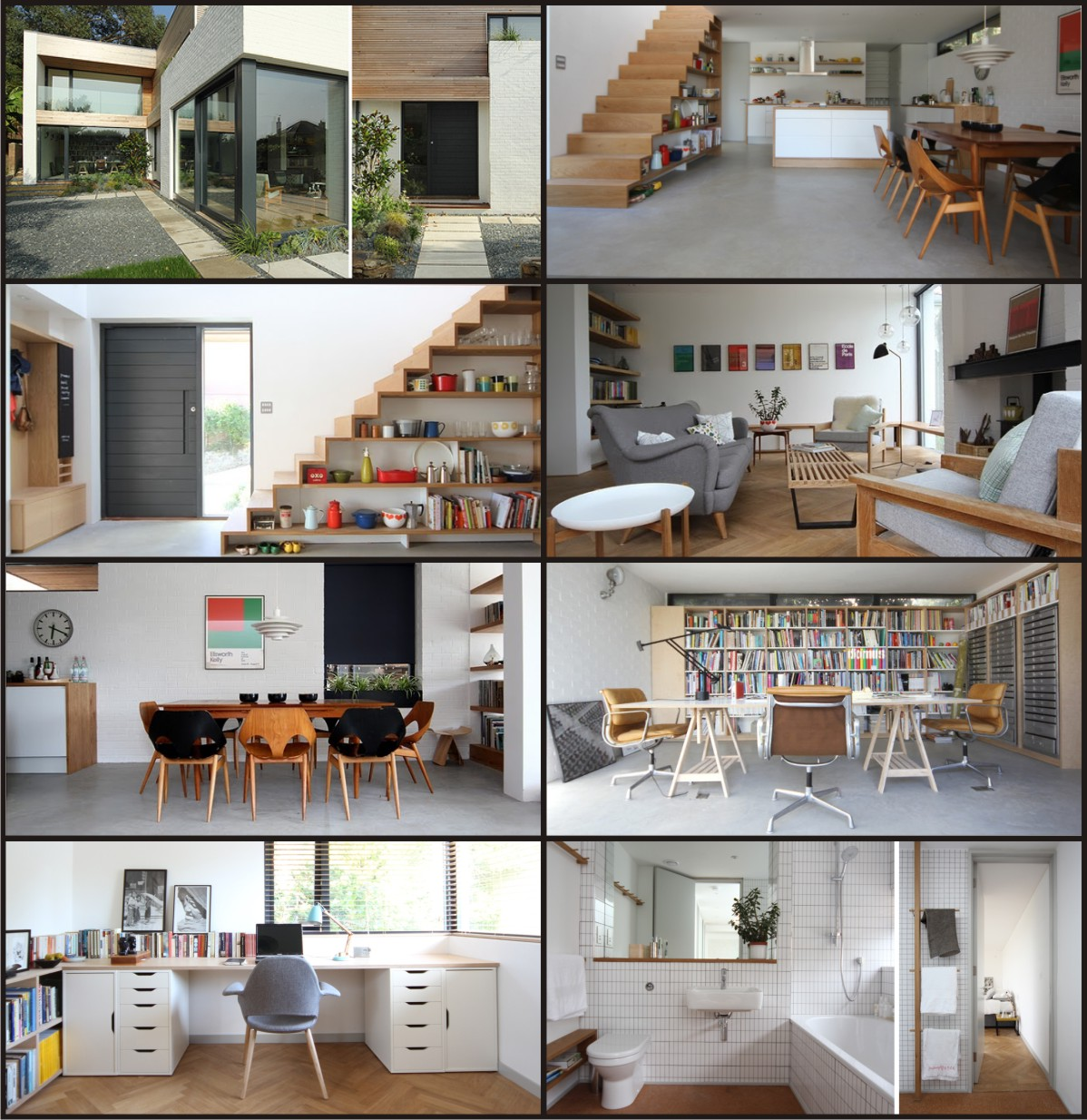 Grand Designs Presenter House: State Of Joy: August 2011